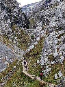 Camino a Bulnes