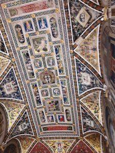 Siena. Librería Piccolomini
