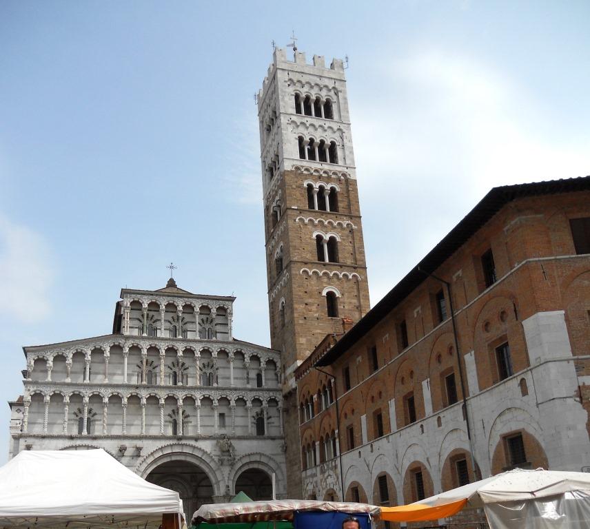 Lucca. Catedral de San Martino.