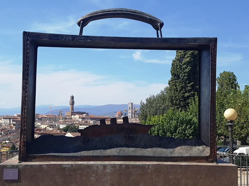Florencia en una Maleta