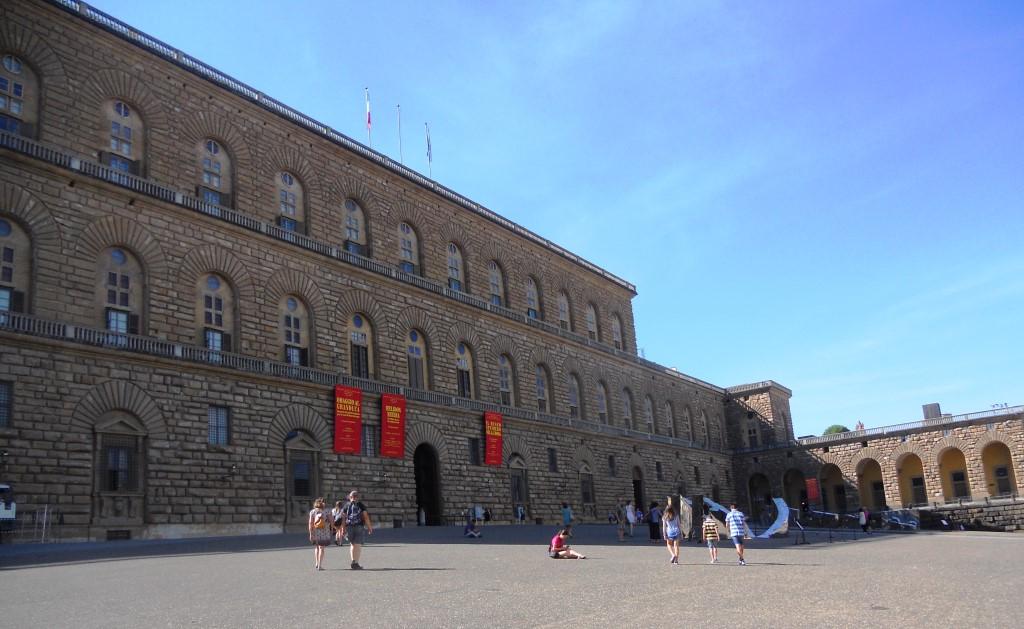 Florencia. Palacio Pitti.