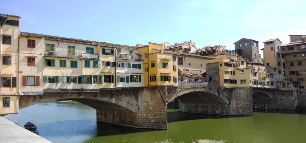 Florencia. Ponte Vecchio,