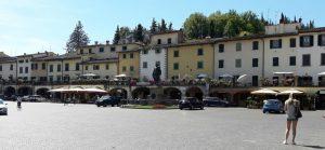 Valle del Chianti. Toscana. Italia.
