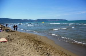 La Gianella, playa Paraíso