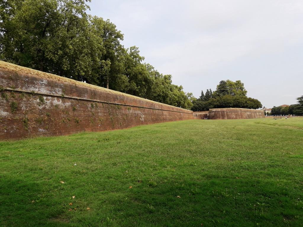 Muralla de Lucca