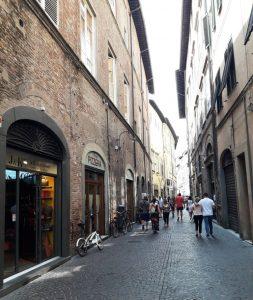 Lucca. Vía Fillungo