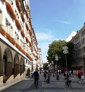 Múnich. Kaufingerstrasse