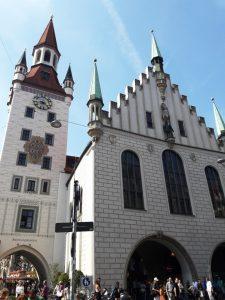 Múnich. Ayuntamiento Viejo