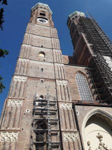 Múnich. Frauenkirche