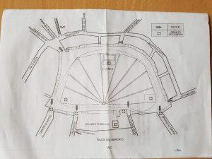 Plano Piazza del Campo