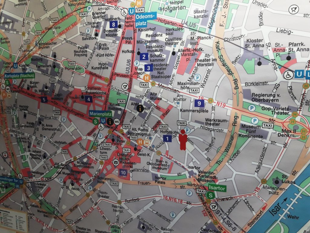Plano de Munich