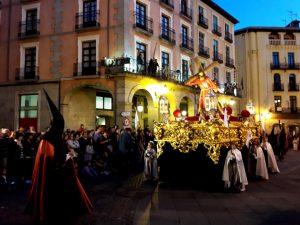 Segovia. Procesión de Semana Santa.