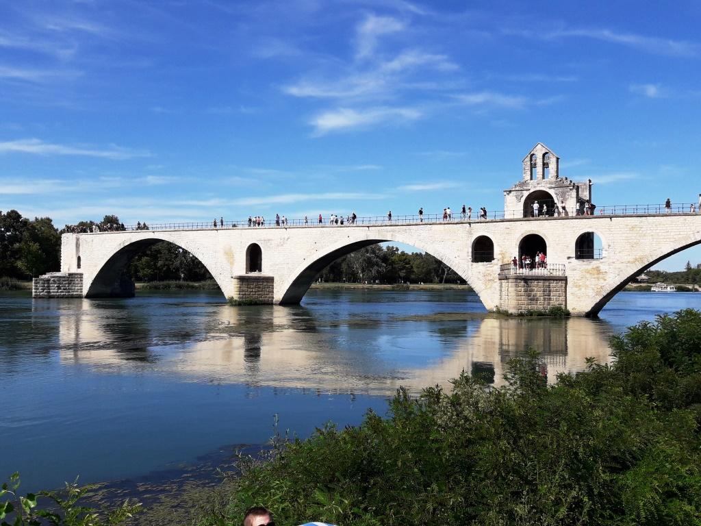 Puente St.Benezet. Avignon.
