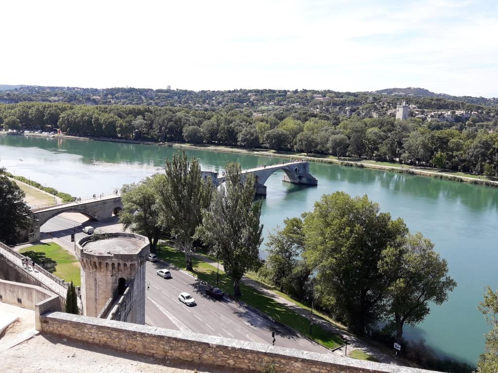 Avignon, Ródano y Puente