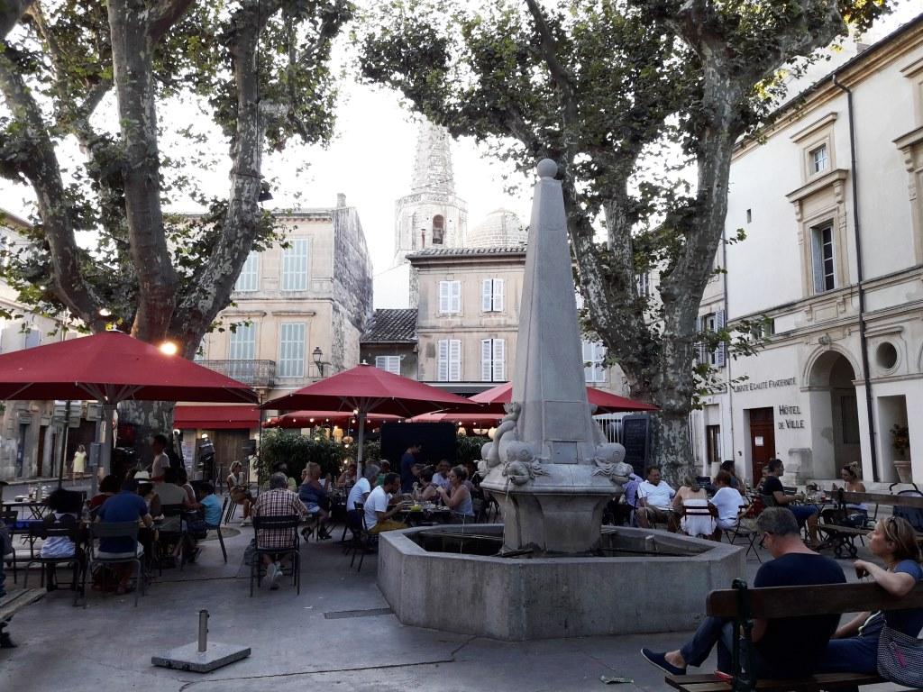 Saint Remy de la Provence.