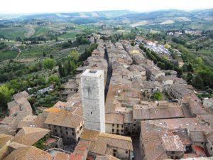Torre Grossa- San Gimignano