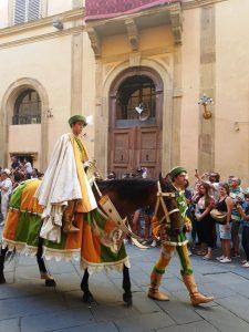 Desfile del Palio