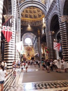 Catedral o Duomo de Siena