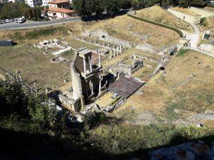 Volterra. Teatro Romano
