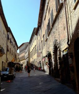 Volterra Via Matteotti