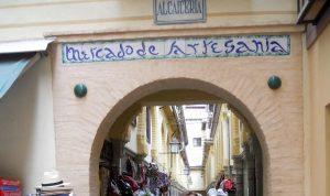 Granada. Alcaicería