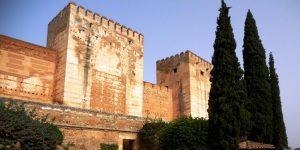 Granada. Alcazaba
