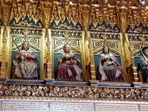Sala de Reyes. Alcázar de Segovia.