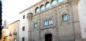Baeza. Palacio de Jabalquinto