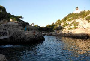 Menorca. Cala Forcat.