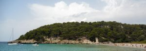 Menorca. Cala Trebaluger