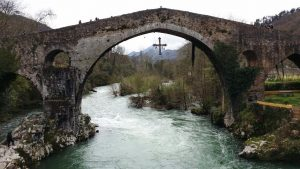 Cangas de Onís. Puente Romano.