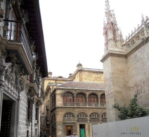 Granada. Capilla Real
