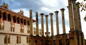 Córdoba. Templo Romano