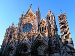 Siena. Piazza del Duomo