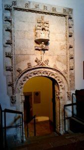 Catedral de Oviedo. Entrada Cámara Santa