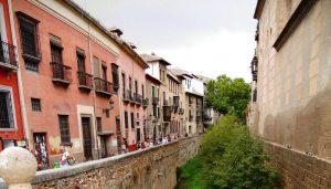 Granada. Carrera del Darro