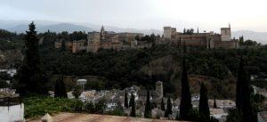 Granada. Mirador de San Nicolás
