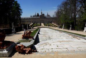 La Granja de San Ildefonso. Segovia. España.