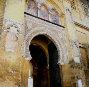 Córdoba. Puerta.