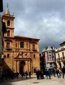 Oviedo. San Isidoro