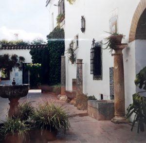 Córdoba. Palacio de Viana. Patio de los Jardineros.