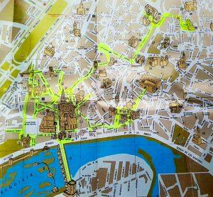 Plano de Córdoba