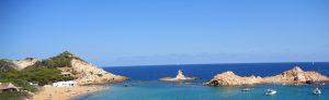 Menorca. Cala Pregondo