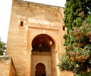 Granada. Puerta de la Justicia