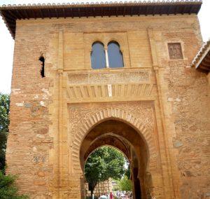 Granada. Puerta del Vino