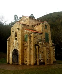 Oviedo. San Miguel de Lillo