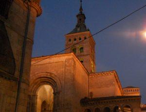 Segovia. Plaza de San Martín.