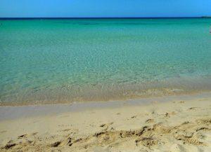 Menorca. Playa de Son Bou