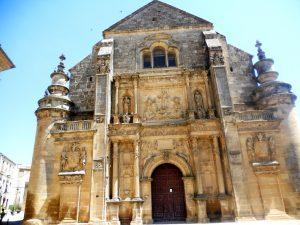 Úbeda. Iglesia del Salvador