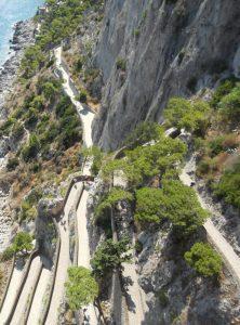 Capri. Vía Krup.